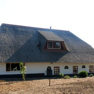Boerderij-renovatie