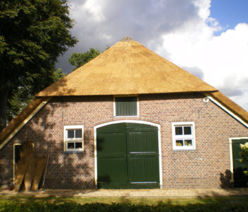 Riet renovatie Doornspijk