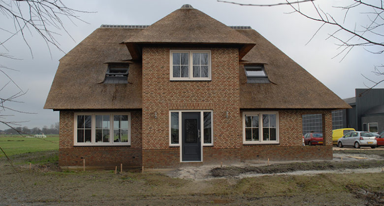 Zwolle-Rietgedekt-woonhuis