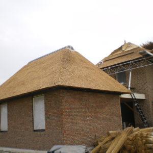Zwolle-garage-riet-dak