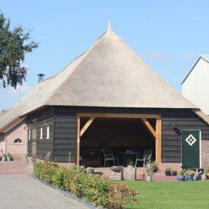 rietendak-op-boerderij-in-Staphorst