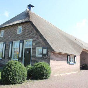 Ingang-Boerderij-Staphorst