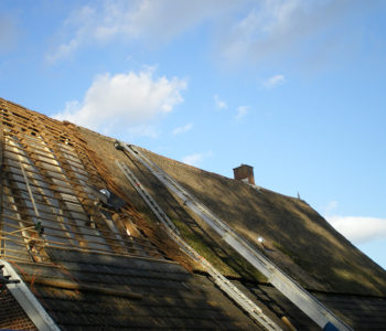 Rieten dak onderhoud Nijverdal
