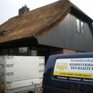 Rietdekkersbedrijf Wanneperveen