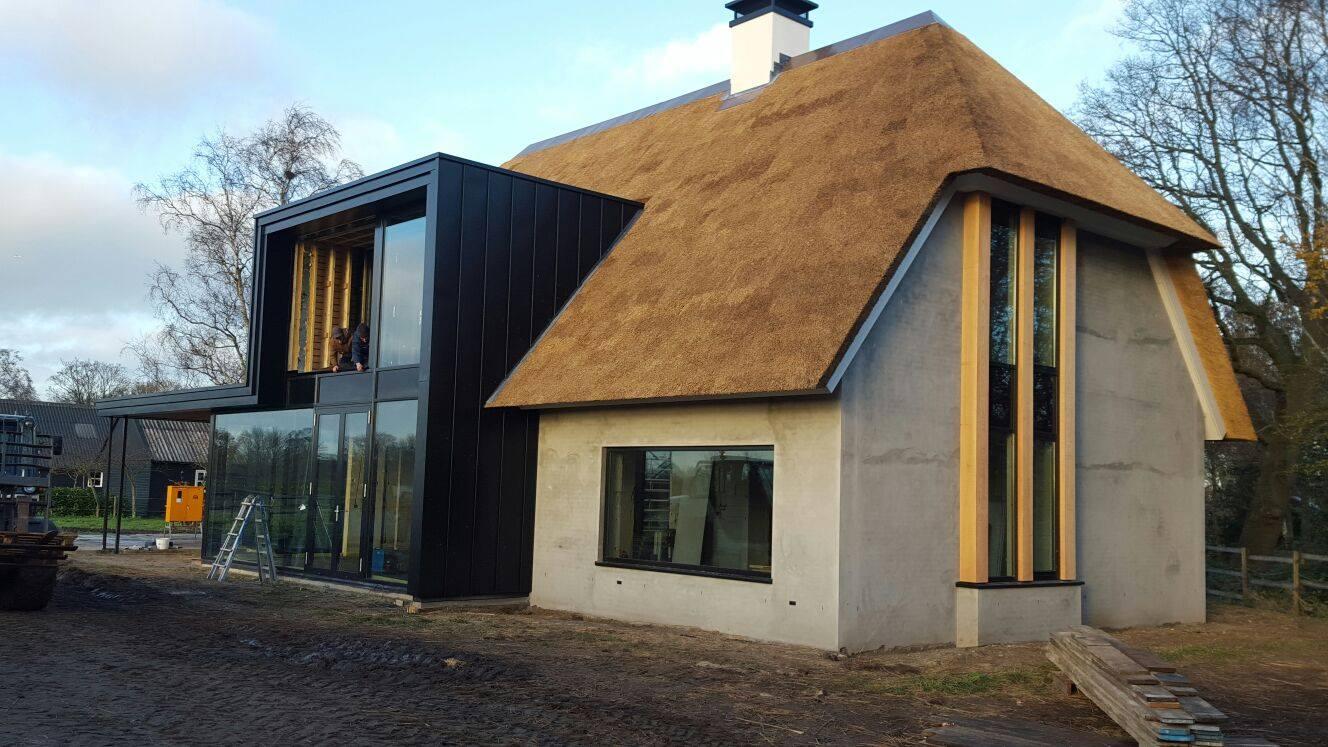 project Rietdekker Genemuiden